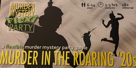 The Portagists Roaring 20s Murder Mystery Virtual Holiday Party! tickets
