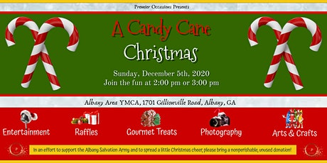 A Candy Cane Christmas tickets