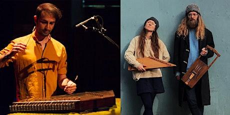 CaféMusic  - Sina Bathaie and Honeypaw tickets