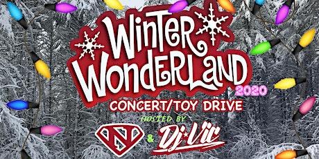 Winter Wonderland 2020 Concert/Toy Drive tickets