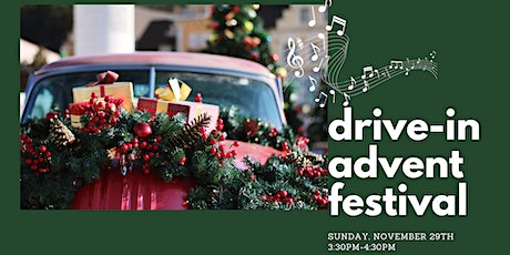 Drive-In Advent Festival tickets