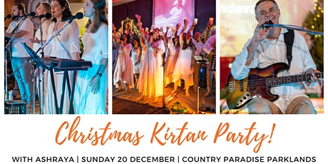 Christmas Kirtan Party with Ashraya tickets