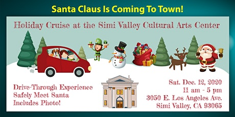 Holiday Cruise at Simi Valley Cultural Arts Center tickets