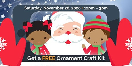 Ornament Craft Take-Home Kit - Compliments of Yorkgate Mall tickets