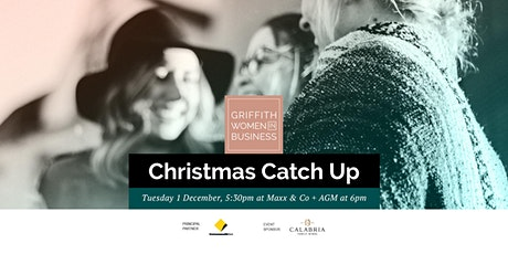 GWIB Christmas Catch Up + AGM tickets