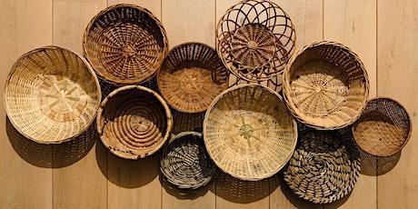 Craft basketry workshop tickets