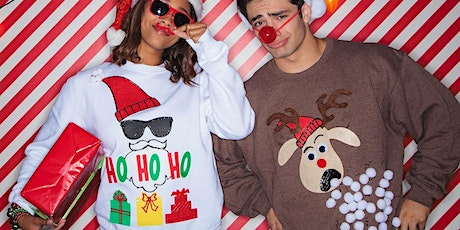 Ugly Christmas Sweater Party Adults 12-5 tickets