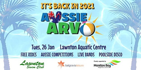 Aussie Arvo - FREE Pool Party tickets