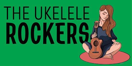 FREE ONLINE BEGINNERS UKULELE ROCKERS WORKSHOP tickets