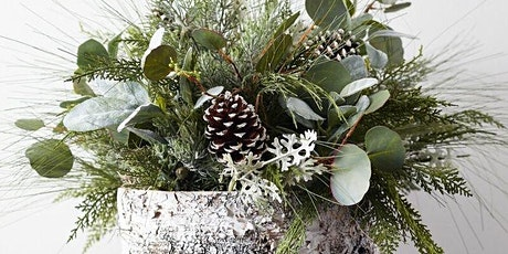 Holiday Floral workshop at Kendra Scott tickets