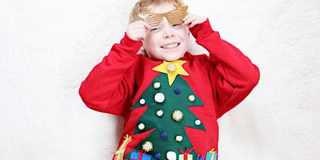 Ugly Christmas Sweater Kids 12-5 tickets
