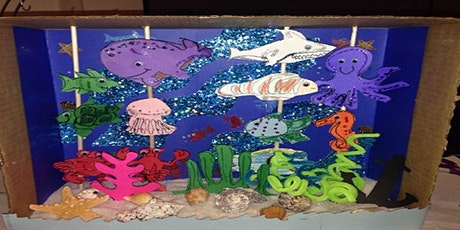 Under the sea (Mudgee Library, ages 9-12) tickets
