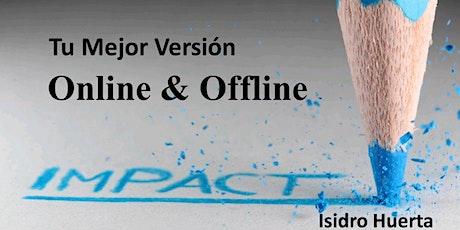 Tu Mejor Versión Online & Offline entradas