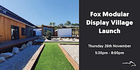 Fox Modular Display Village VIP Launch Event tickets