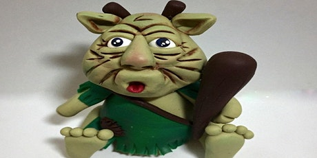 Clay modelling (Gulgong Library, ages 9-12) tickets