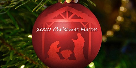 2020 Christmas Masses tickets