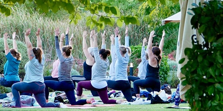 Summer Golding Delicious Wine & Yoga tickets