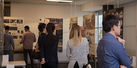 """Building and Interior Design Student Exhibition """"hour of power"""" tickets"""