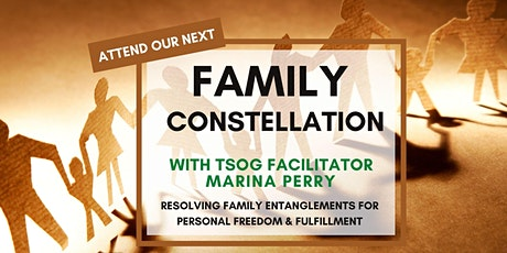 Family Constellation tickets