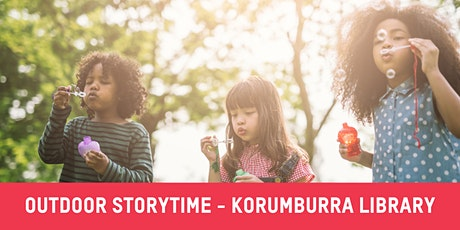 Story Time in Coleman Park with Korumburra Library tickets
