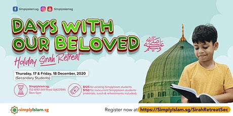 Days with our Beloved Holiday Sirah Retreat (Secondary Level) tickets