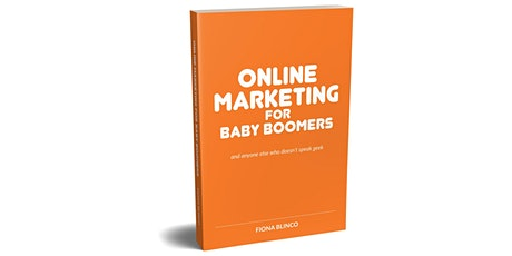 Book Launch - Online Marketing for Baby Boomers tickets