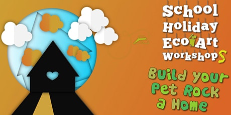 Build Your Pet Rock a Home School Holiday Eco-Art Workshop tickets