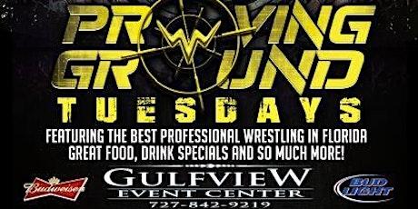 "WWN & ACW present Tuesday Night ""Proving Ground"" tickets"
