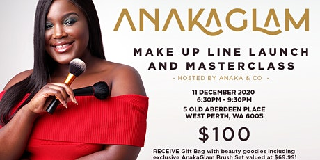 ANAKAGLAM LAUNCH - MAKE UP CLASS tickets