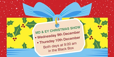 EY Christmas | 9th November 2020 tickets