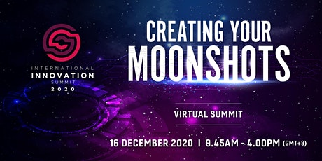 (Virtual)4rd  International Innovation Summit (IIS) 2020 tickets