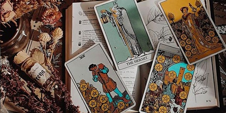 Tarot Reading by Carl Young December 20, 2-6 pm at Ipso Facto tickets