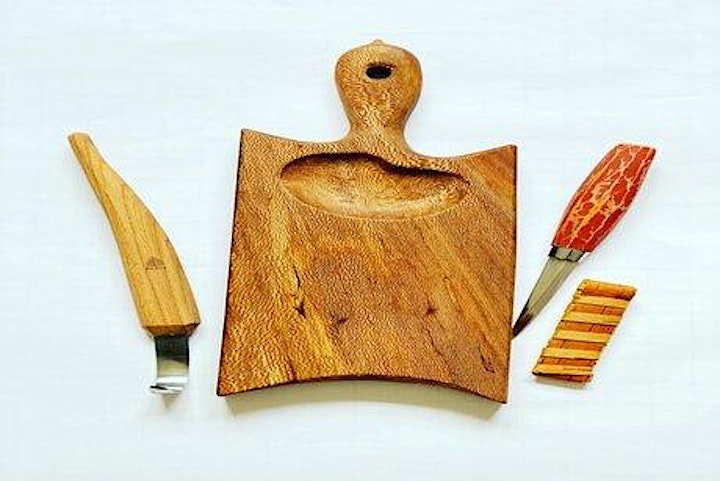 Create your very own Japanese style chopping board image