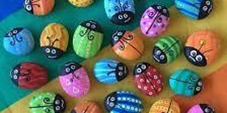 302 - Family Pebble Painting tickets