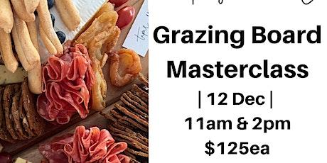 Tapas Addict Grazing Board Masterclass  12th December 2020 tickets