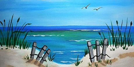 "Paint and Sip - ""Sandy Path"" - Effin's Pub & Grill tickets"