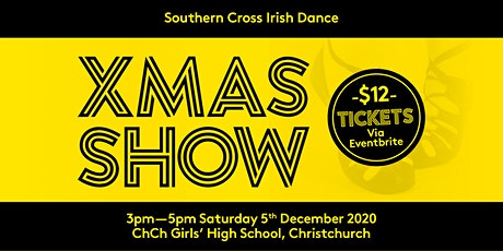 Southern Cross Irish Dance Xmas Show 2020 tickets