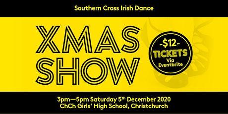 Southern Cross Irish Dance Xmas Show 2020 tickets