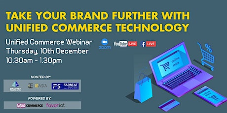 WooCommerce Unified Commerce Event tickets