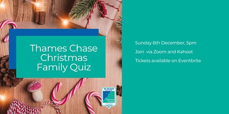 Thames Chase Christmas Family Quiz tickets