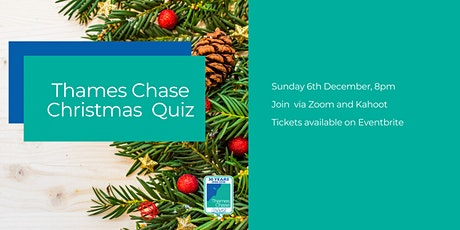 Thames Chase Christmas Quiz tickets