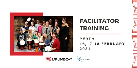 DRUMBEAT 3 Day Facilitator Training | Perth | WA tickets