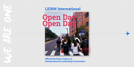 LEINN International 2020/21 Open Day ___ X tickets