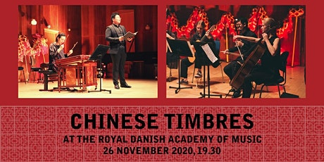 Chinese Timbres tickets