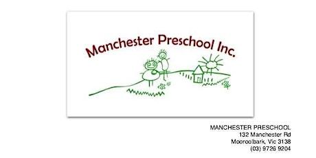 Manchester Pre School AGM 2020 tickets