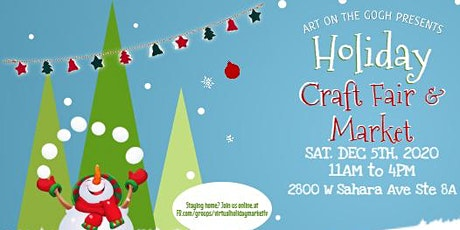 Holiday Craft Fair & Market tickets