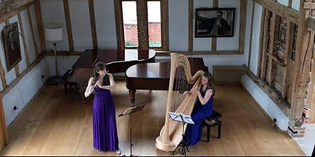 Lunchtime concert: the Mulinello Duo play Debussy, Saint-Saëns, Andy Scott tickets