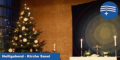"""Weihnachtskirche anders: """"Heiligabend auf dem Weg"""" tickets"""