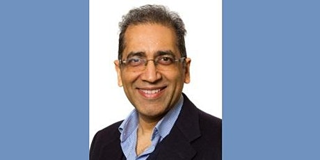 #LivefromLucy with Dr Sanjay Sinha tickets
