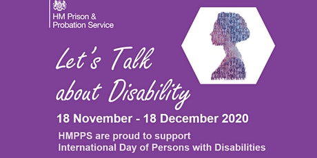 Autism and/or Learning Disability and offending behaviour tickets